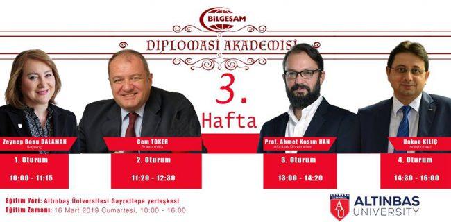 16.03.2019 Diplomasi Akademisi