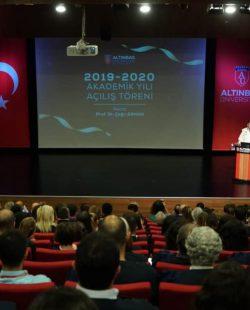 03.10.12019 Akademik Yıl Açılış Töreni 2