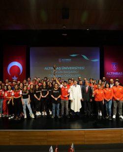 03.10.12019 Akademik Yıl Açılış Töreni 8