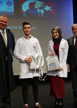 22.11.2019 Diş Hekimliği Fakültesi Beyaz Önlük Giyme Tören 2