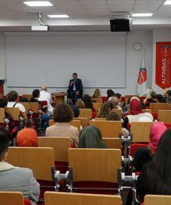 25.10.2019 Rektör Öğrenci Buluşmaları Bakırköy 1