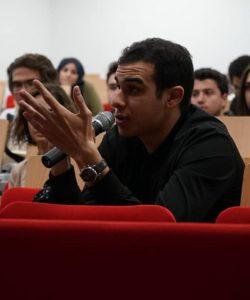 25.10.2019 Rektör Öğrenci Buluşmaları Bakırköy 2