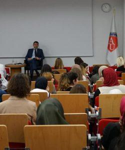25.10.2019 Rektör Öğrenci Buluşmaları Bakırköy 3