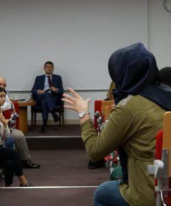 25.10.2019 Rektör Öğrenci Buluşmaları Bakırköy 4