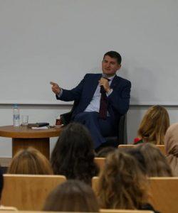 25.10.2019 Rektör Öğrenci Buluşmaları Bakırköy 5