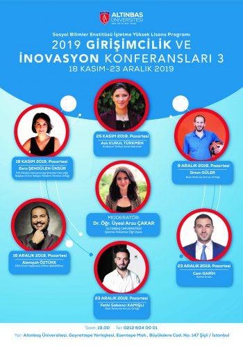 Girişimcilik ve İnovasyon